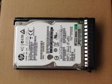 HP 600GB hot-plug dual-port SAS hard disk drive -